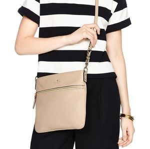 kate Spade cobble hill ellen leather crossbody bag